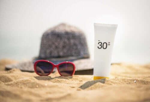 30 faktör güneş kremi