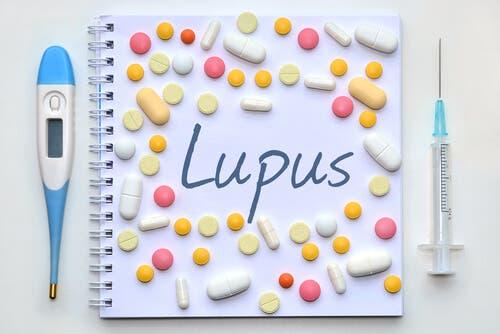 Lupus için ilaçlar.