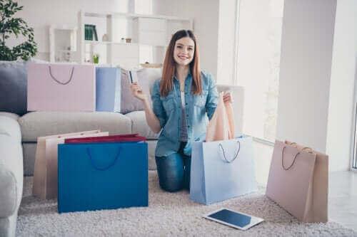 Alışveriş Yapmaya Bağımlı Olduğunuzun 4 İşareti