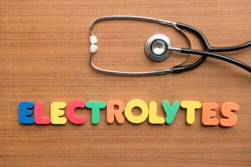 Elektrolitler Nelerdir ve Ne İşe Yararlar?