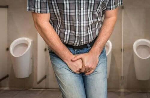 erkek idrar tuvalet