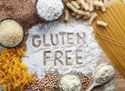 glutensiz yiyecek