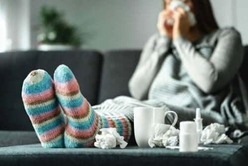 Grip Olduğunuzda Beslenmenize Neler Eklemelisiniz?