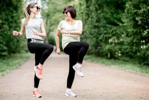 Kalça Bursiti: Rahatlatmaya Yardımcı Olan Egzersizler