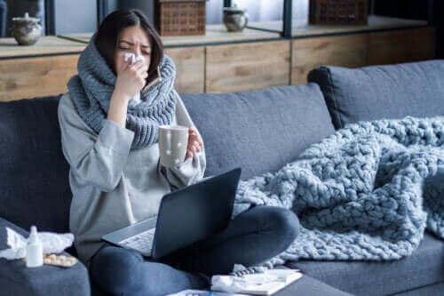 Neden Grip Kış Mevsiminde Daha Çok Yayılır?