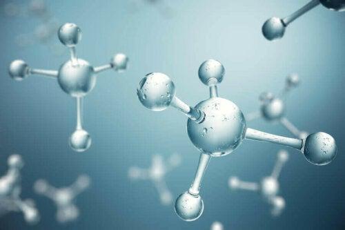 kolajen molekülleri