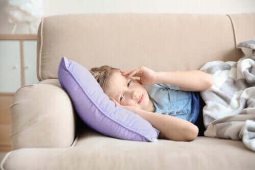 Çocuklarda Migren Semptomları ve Tedavisi