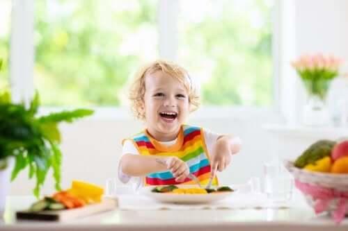 1-3 Yaş Arası Çocukların Diyetleri İçin Sağlıklı Besinler