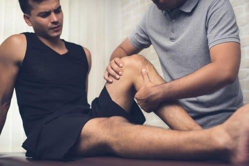 bacak sakatlık