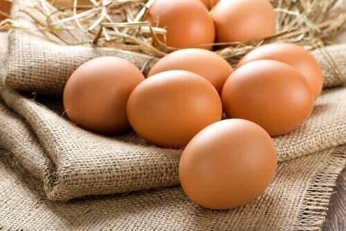 birkaç yumurta