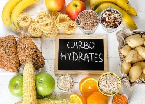 karbonhidrat kaynakları