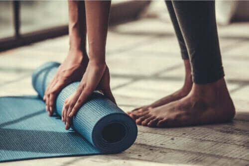 Yeni Başlayanlar için Dört Basit Pilates Egzersizi