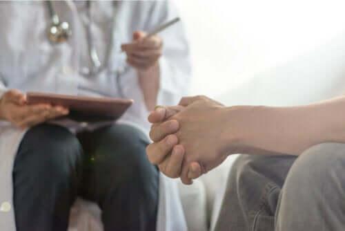 Psikolog ve hastası