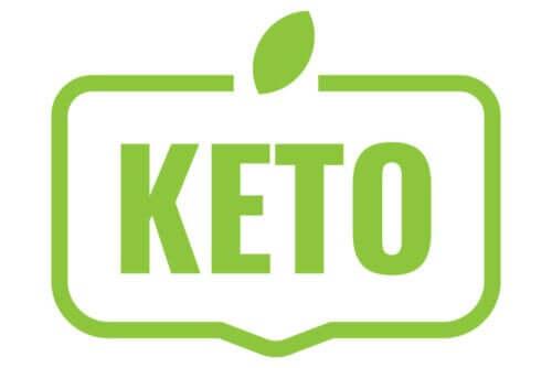 yeşil keto yazısı