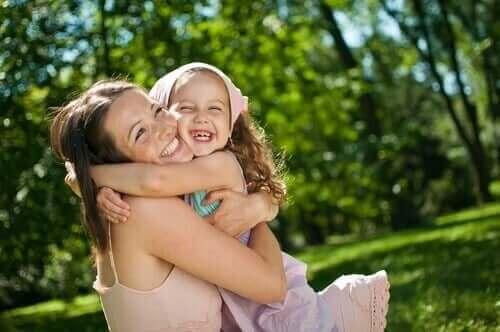 Çocuklarda öz güven için aile ile olan ilişki