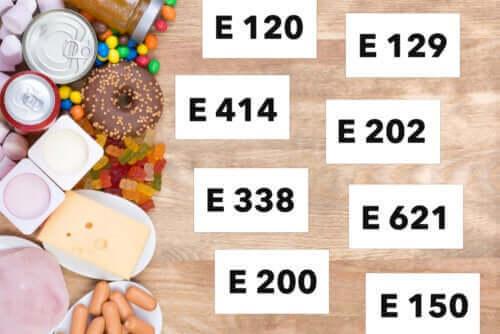 Gıda Katkı Maddesi Türleri Nelerdir?