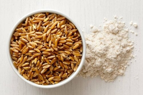 horasan buğdayı kase