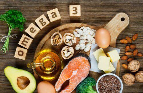 hücresel omega 3