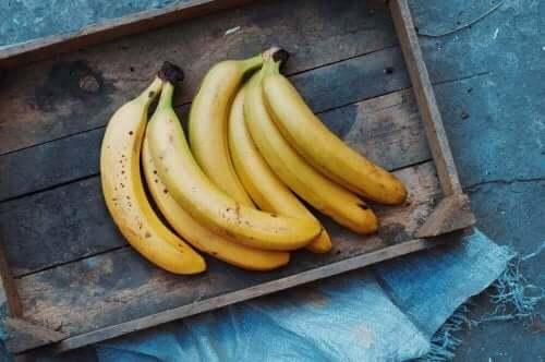 B vitamini açısından zengin muz