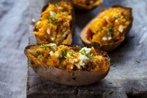 Tatlı Patates: Özellikleri ve Faydaları