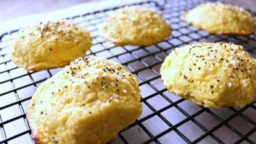 Karnabaharlı Sarımsaklı Ekmek Nasıl Yapılır?