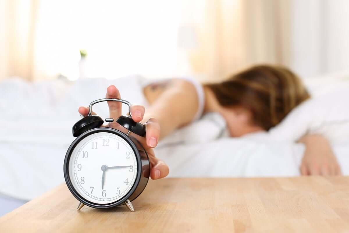 kaygılı uyanma