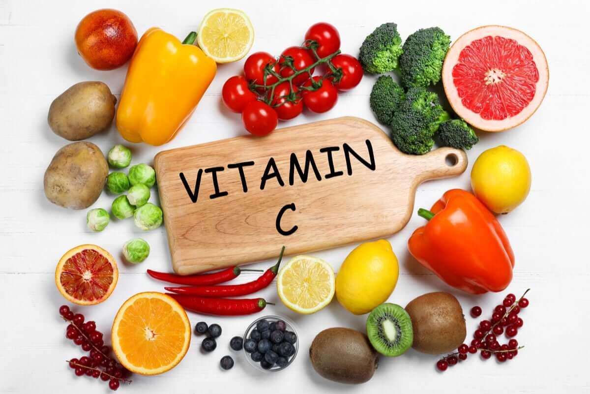 C vitamini besinleri