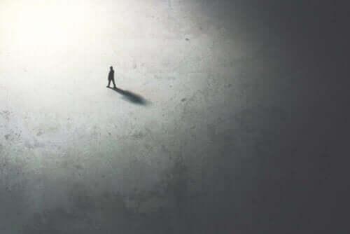 yalnız kalma korkusu