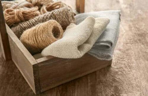 Çuval Bezi ile Dekorasyon: Eviniz İçin 5 İpucu