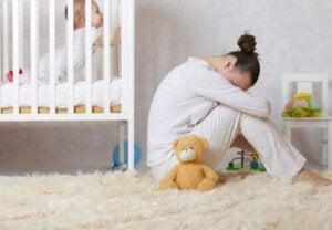 Doğum Sonrası Depresyonun Tespiti ve Tedavisi
