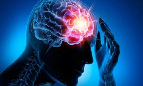 beyin baş ağrısı