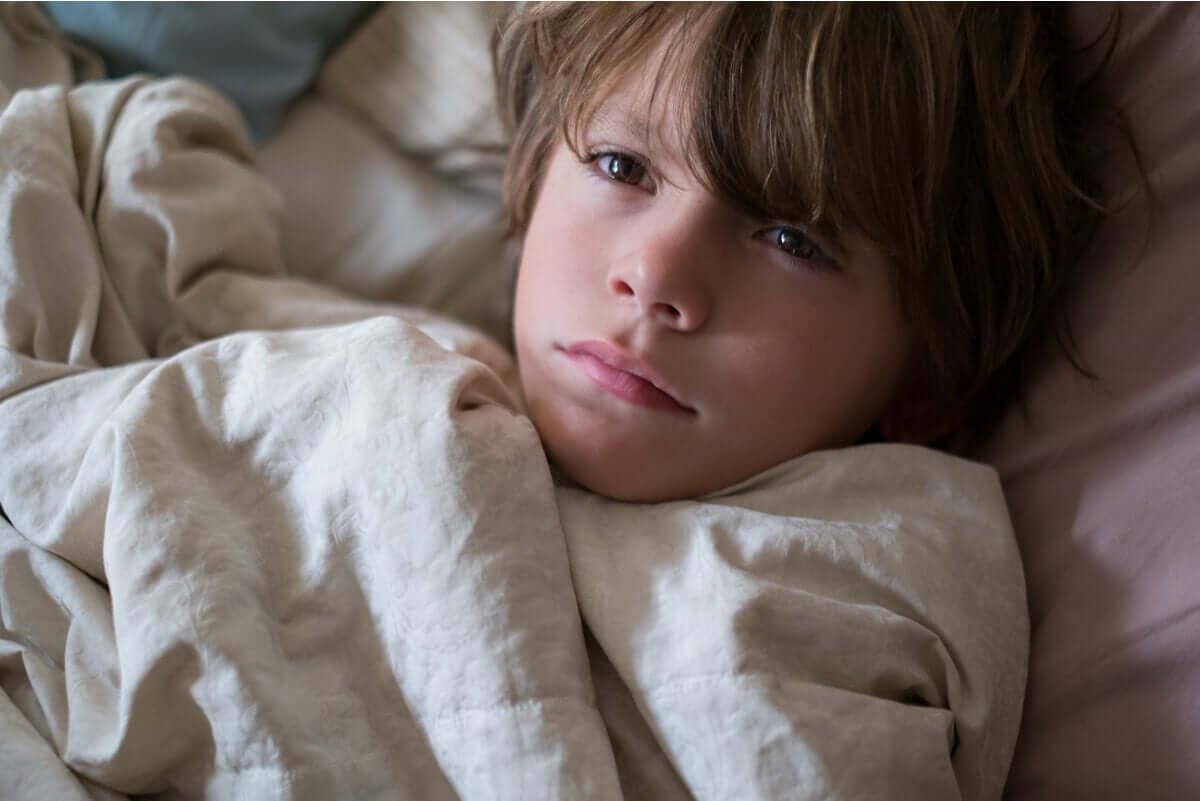 çocuk uykusuzluğu