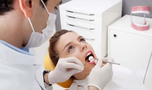 diş hekimi hasta