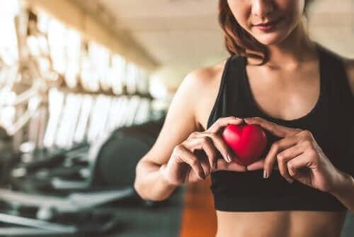 kalp şekli fiziksel egzersiz