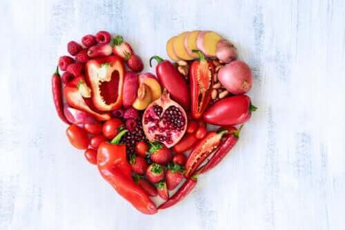 Kırmızı Meyvelerin ve Sebzelerin Besinsel Değerleri