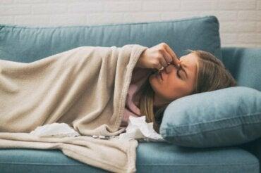 Sinüzal Baş Ağrısı İçin 4 Çözüm