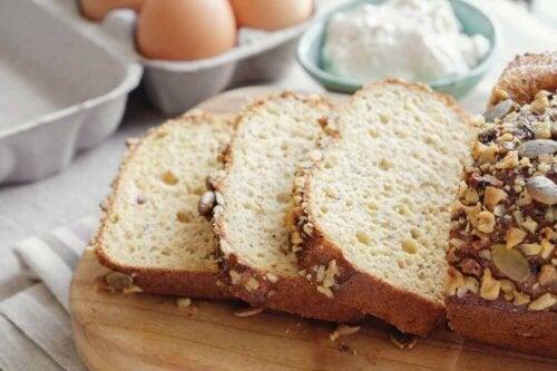 bademli ekmek