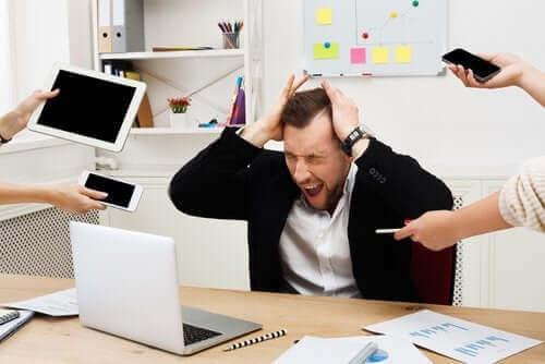 Dört Stres Hormonu