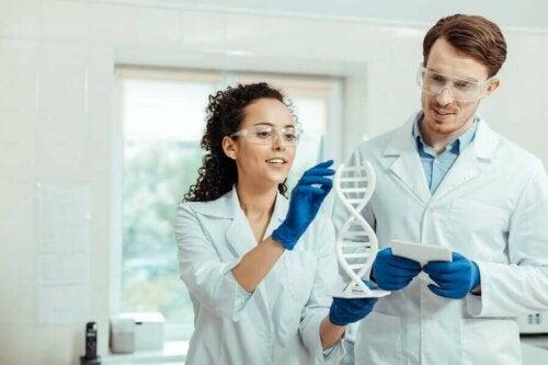 insan genomu bilim insanları