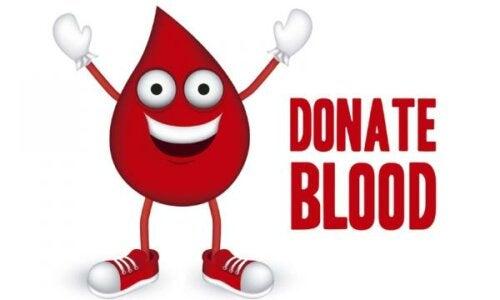 kan bağışı damla