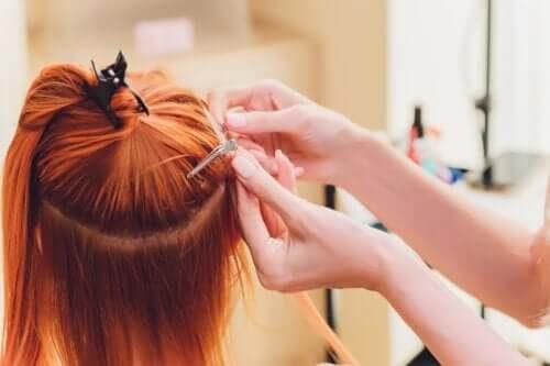 Saç Uzatma Yöntemleri Kullanmak Zararlı Mıdır?