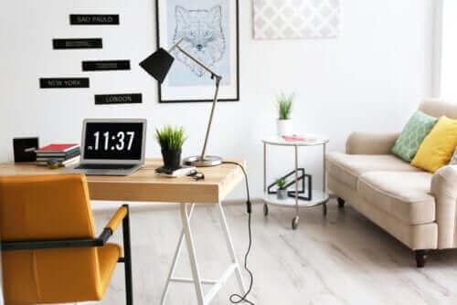 Ofis Dekorasyonu İçin 8 Öneri