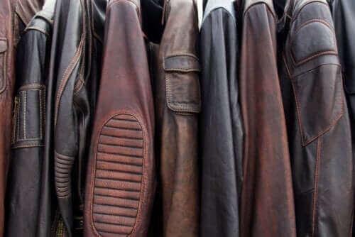 Deri Ceketleri Temizlemenin Beş Yolu