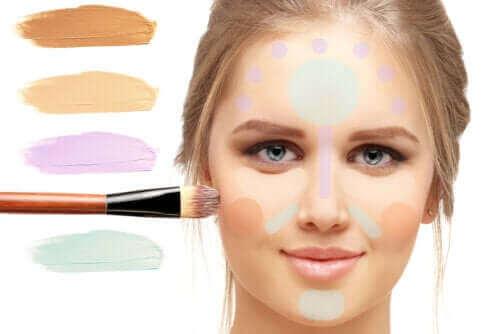 Renk Düzeltici Makyaj Nedir ve Nasıl Kullanılır?
