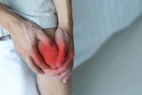 bacakta ağrı