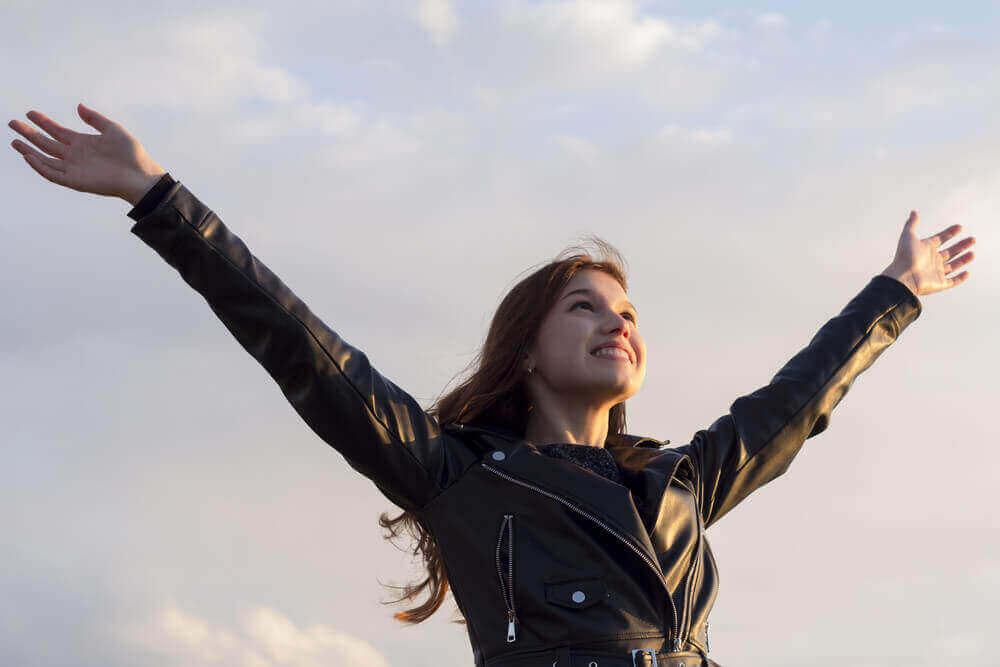 özgür kadın