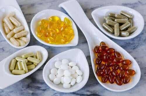 Eklem Sorunları İçin Takviye Gıdalar