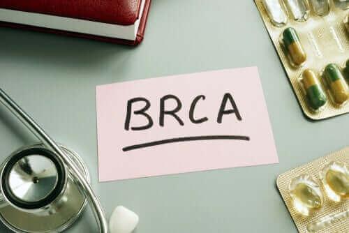 BRCA yazan not