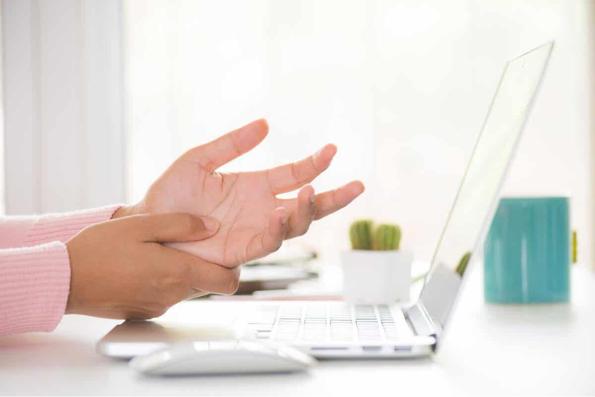 bilgisayar kullanımı ve bilek ağrısı