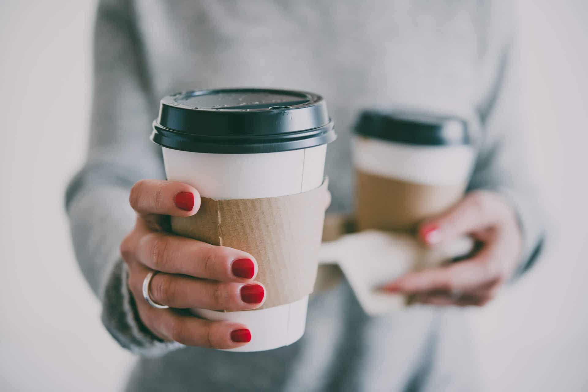 iki bardak kahve
